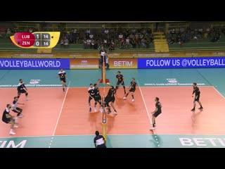 Cucine Lube Civitanova (ITA) vs. Zenit Kazan (RUS) - Match Highlights