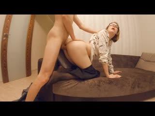 Хороший трах лучше всего снимает стресс (Home Porn Sex Домашнее Любительское Порно Секс) 18+