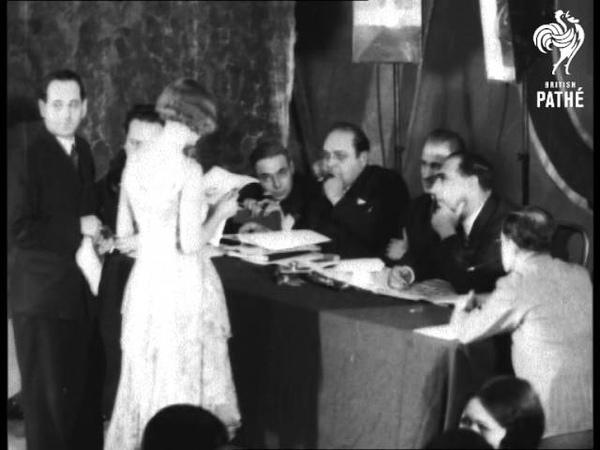 Elstree Studio Casting 1925 1929