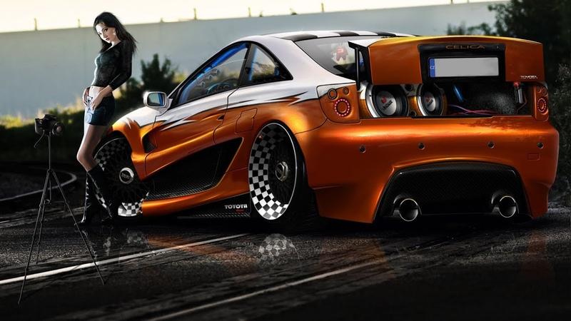 Need for Speed Underground 2 Toyota Celica GTS Street X U.R.L