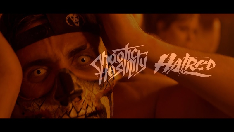Chaotic Hostility vs Hatred Masked Rage Official Video