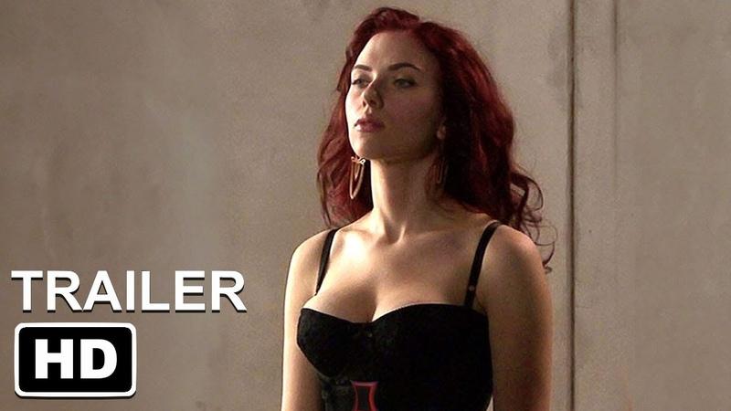 BLACK WIDOW (2020) Trailer HD Fan-Made   Scarlett Johansson, Jeremy Renner