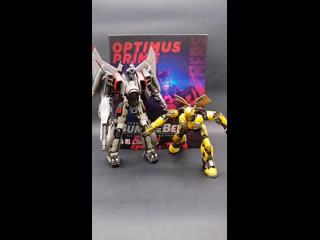 Стрим Обзор Optimus Prime от ThreeA !
