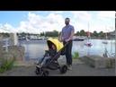 MaEma iWalk прогулочная коляска на любой сезон, повышенной проходимости!