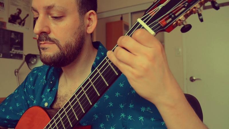 Coto Instante Tariq Harb guitar