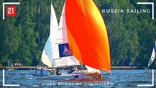 Парусный спорт -21 Sailing Beautiful nature सेलिंग セーリング 航海 إبحار Segeln Voile Navegando ziminvideo