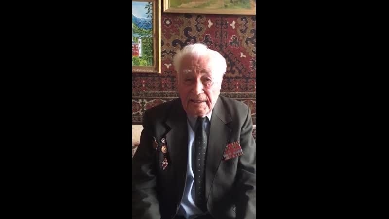 Мой прадедушка Буренин Николай Иванович