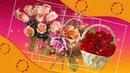 Красивая музыка любви и розы для любимой!