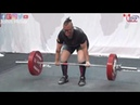 Silvia Szarvas 7th Place 492 5kg Total 84kg Class 2019 Womens IPF Classic Worlds