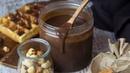 Nutella casera sin lactosa crema de cacao y avellanas receta mejorada en MyCook 🤎🤎
