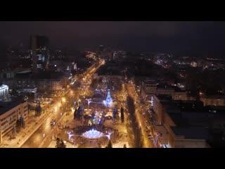 Новогоднее обращение Главы ДНР Дениса Пушилина
