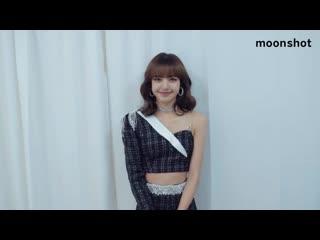 Lisa message for moonshot