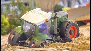 AWESOME RC Trucks and Tractors WORK HARD!