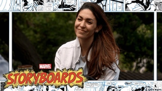 Natalia Cordova-Buckley & A Super Hero Workout | Marvel's Storyboards
