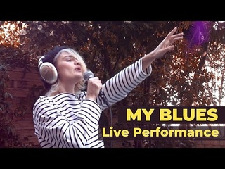 MY BLUES [Live Performance] by Sunny from the Moon