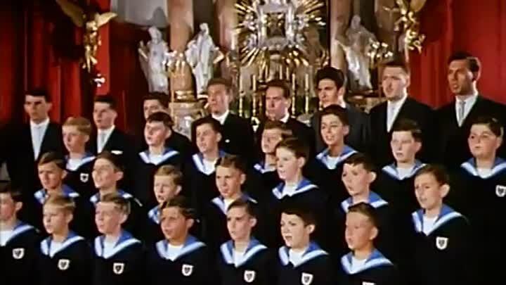 Almost Angels Почти ангелы 1962 WSK Vienna Boy Choir