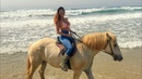 HORSEBACK Riding on the Beach in SOUTH AFRICA
