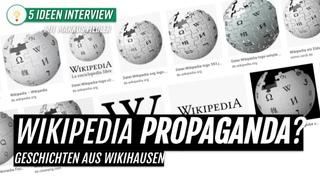 Wikipedia Propaganda einfach erklärt! Interview mit Markus Fiedler aus Wikihausen