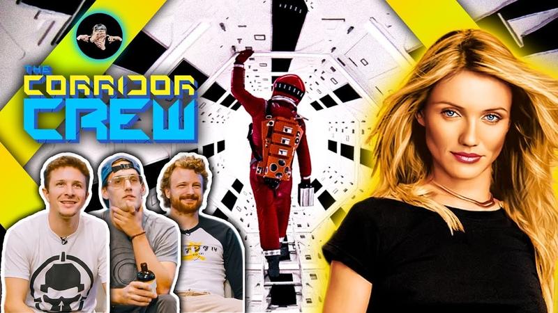 Разбор спецэффектов и CGi в фильмах 23 Космическая одиссея 2001 Армагеддец Бросок Кобры