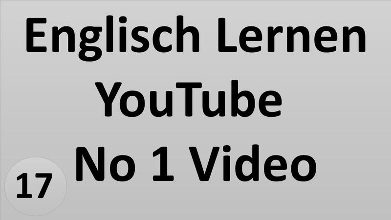 Englisch sprachkurse für anfänger | English to German | Deutsch nach Englisch