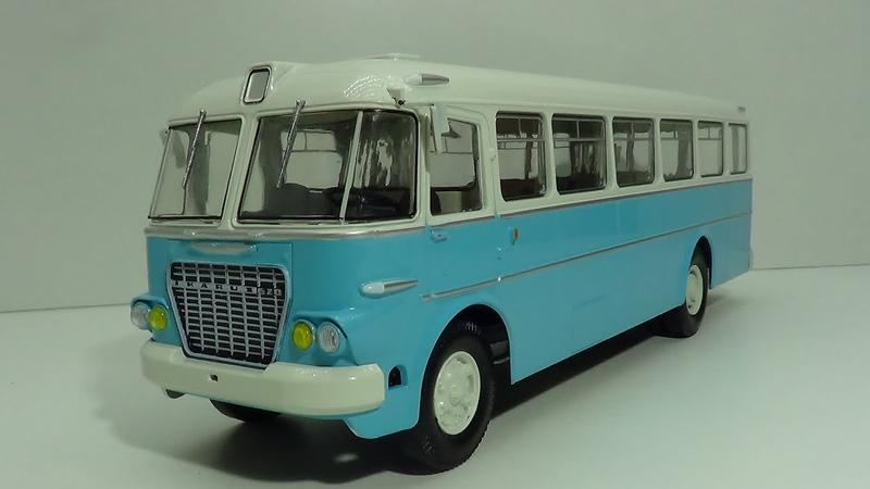 Наши Автобусы №13 Ikarus 620 MODIMIO 1:43
