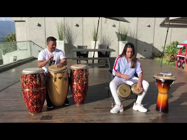 Patatin Mafe Osio Congas y Bongo Campana