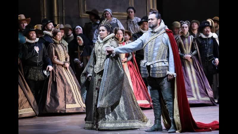 Дон Карлос в Большом театре Сентябрь 2020 г