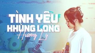 TÌNH YÊU KHỦNG LONG - FAY   HƯƠNG LY COVER