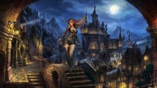 Medieval Castle Music | Folk, Traditional, Fantasy | 24/7 Live Stream (Ean Grimm)
