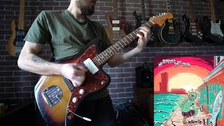 Amphibian Man - The Truckers (Guitar Playthrough 2020)
