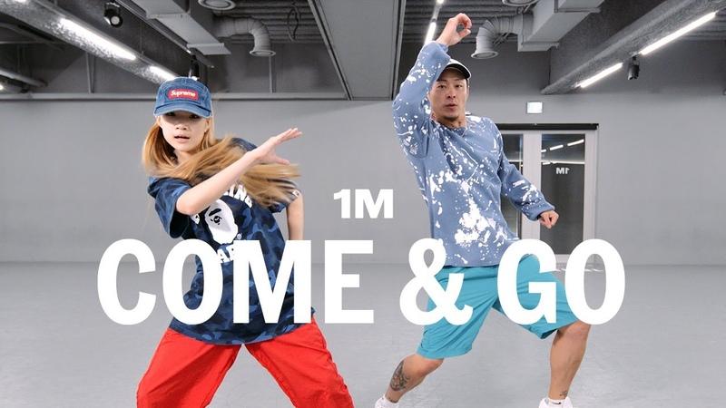Juice WRLD ft Marshmello Come Go Kyo Choreography