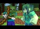 Зомби мальчик против Зомби девочки - Майнкрафт Анимация