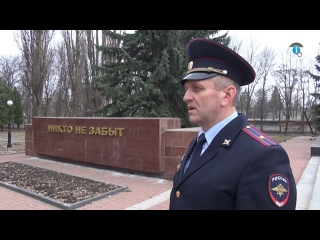 Курский полицейский написал стихи для всероссийского концерта на День Победы