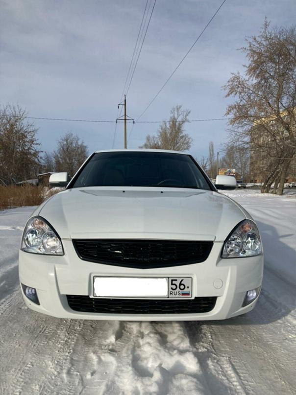 Купить Приору 2010 г.в Комплектация ЛЮКС | Объявления Орска и Новотроицка №13592