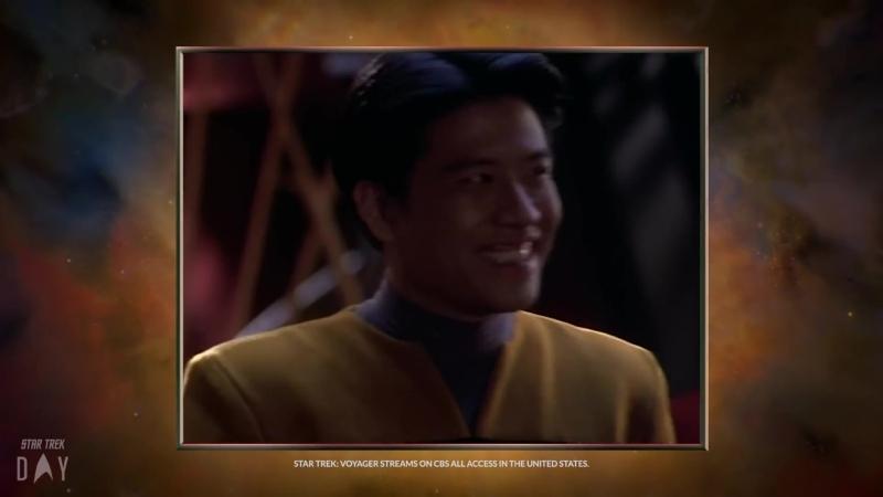 Star Trek Day 2020 панель по Вояджеру