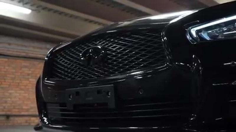 Nissan Skyline V37 обзор