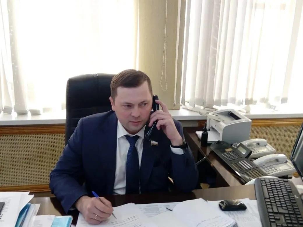 Куратор Петровского района Андрей Архипов провёл личный приём жителей