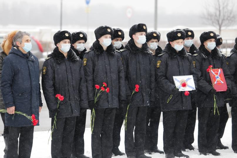 День морской пехоты отметили в Нижнем Новгороде, изображение №1