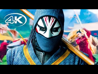 Шан-Чи и легенда десяти колец 💥 Русский трейлер 4K 💥 Фильм 2021