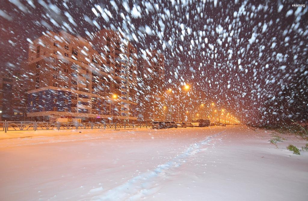 МКУ «Управление защиты от ЧС» Таганрога информирует об ухудшении погодных условий
