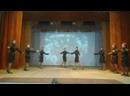 Катюша - военный танец. Танцевальный коллектив LUNA. тк_LUNA_