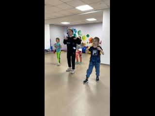 Танцы дети 7+ hip-hop.