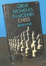 Reuben Fine_Great Moments in Modern Chess PDF+PGN  M_U4gDlKUPI