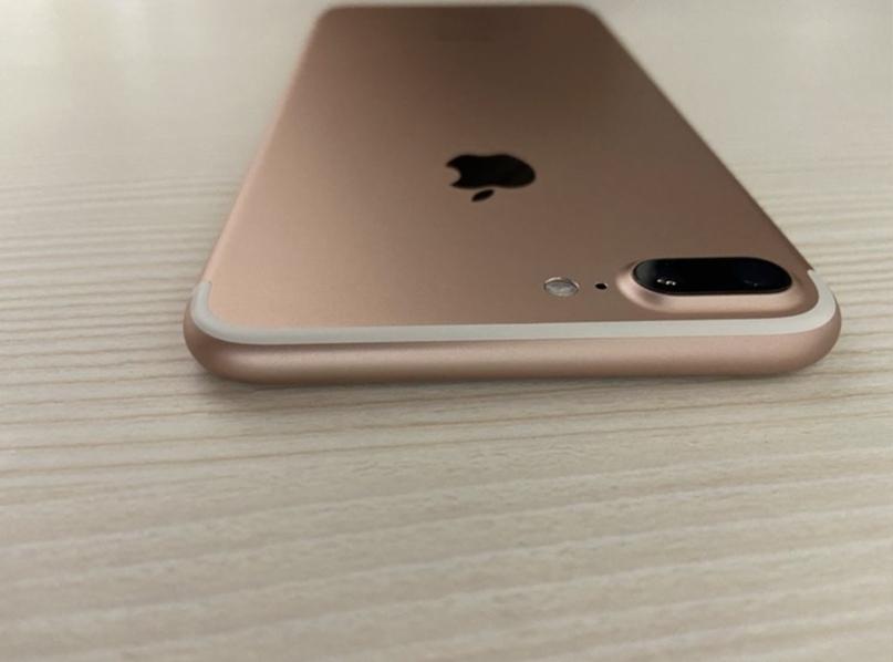 Купить IPhone 7+ 256 гб - 12 000р ROSE GOLD -Не | Объявления Орска и Новотроицка №12011