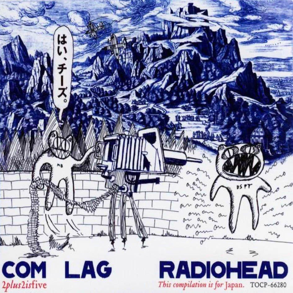 Radiohead album Com Lag
