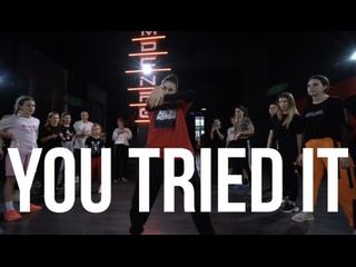 YOU TRIED IT // City Girls // ТАСЯ БОРИСОВА // Girly Hip-Hop