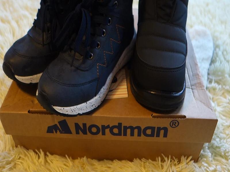 Видео обзор новинок обуви Нордман.