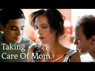 [VPCH] [АНАЛЬНАЯ ЗАБОТА О МАЧЕХЕ] Syren De Mer - Taking Care Of Mom [ANAL SEX DP BIG TITS HARDCOR PORN]