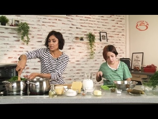 Лика Длугач рассказывает, как приучить детей есть шпинат