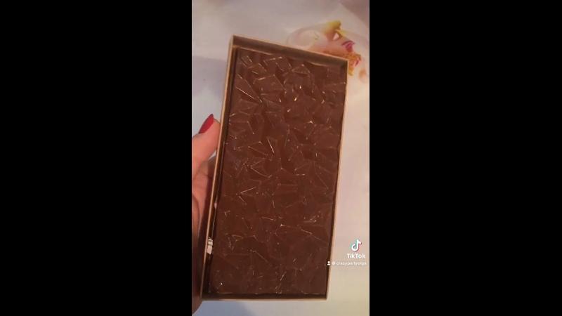 Молочный бельгийский шоколад 🍫
